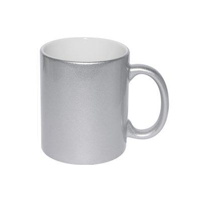 Чашки под сублимацию с металлизированным покрытием