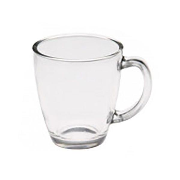 Чашка стеклянная (Бесцветный)