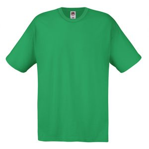 Футболка Fruit of the Loom Original T Kelly Green 2XL