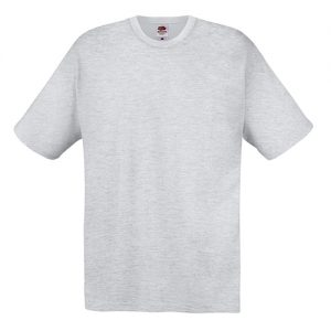 Футболка Fruit of the Loom Original T Heather Grey L