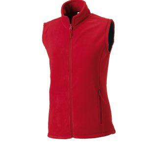 Флисовый жилет Russell Ladies Outdoor Fleece Gilet  Classic Red XS