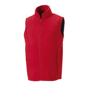 Флисовая жилетка Russell Mens Outdoor Fleece Gilet Classic Red S
