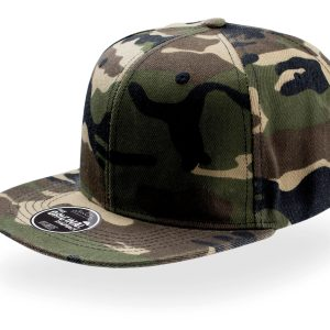Кепка с прямым козырьком Atlantis Snap Back Camouflage one size fits all