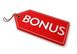 Бонусы в бизнесе фото 1